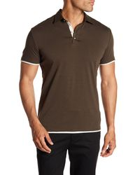 7 Diamonds - Multicolor Ultimate Short Sleeve Polo for Men - Lyst
