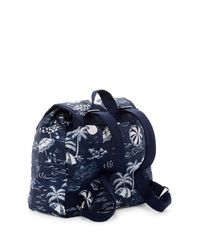 LeSportsac - Blue Small Edie Backpack - Lyst