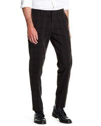 "Dockers - Black Insignia Plaid Tapered Slim Fit Pant - 30-34"" Inseam for Men - Lyst"