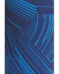Brooks - Blue Greenlight Running Tights - Lyst