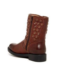 Frye - Brown Jenna Disc Short Boot (little Kid & Big Kid) - Lyst