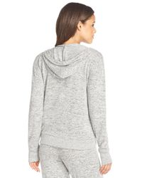 Make + Model - Gray Pullover Hoodie - Lyst