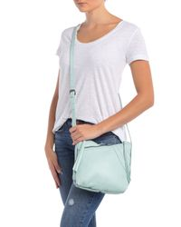 Kooba - Blue Stratford Leather Crossbody Bag - Lyst