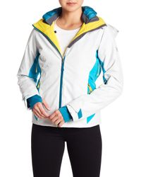 Obermeyer - Blue Vivid Insulated Jacket - Lyst