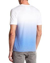 American Needle - Blue Gradient Logo T-shirt for Men - Lyst