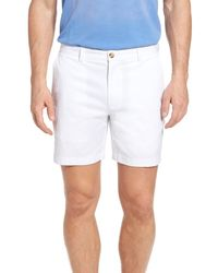 Vineyard Vines - White 7 Inch Breaker Stretch Shorts for Men - Lyst