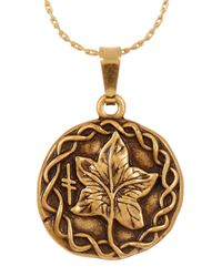 ALEX AND ANI   Metallic Rulers Of The Woods Ivy Expandable Necklace   Lyst