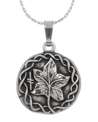 ALEX AND ANI | Metallic Rulers Of The Woods Ivy Expandable Necklace | Lyst