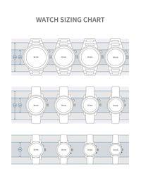 Emporio Armani - Gray Men's Leather Strap Watch for Men - Lyst