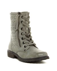 Roxy - Green Providence Boot - Lyst