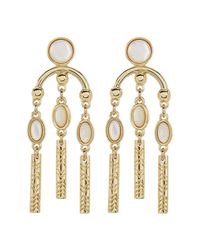 House of Harlow 1960 - Metallic Desert Oasis Drop Earrings - Lyst