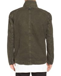 G-Star RAW - Green Rovic Jacket for Men - Lyst