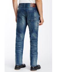 PRPS | Blue Grison Distressed Slim Fit Jean for Men | Lyst