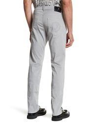 Versace - Gray Slim Fit Jean for Men - Lyst