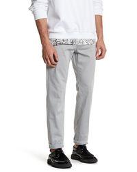 Versace | Gray Slim Fit Jean for Men | Lyst