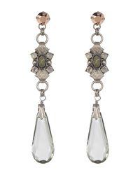 Sorrelli - Multicolor Empress Jewel Drop Earrings - Lyst