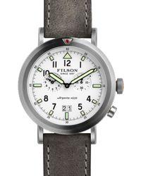 Filson - White Men's Scout Watch for Men - Lyst