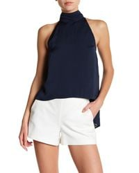 Finders Keepers | Blue Cyrus Solid Tank | Lyst