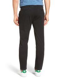 Good Man Brand - Black 'goodx' Slim Fit Pants for Men - Lyst