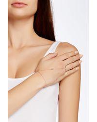 Gorjana - Metallic Capri Ring-to-wrist Bracelet - Lyst