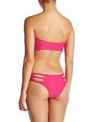 Tiare Hawaii - Pink Papeete Top - Lyst