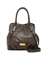 Marc By Marc Jacobs | Multicolor New Q Fran Leather Satchel | Lyst