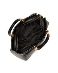 Marc By Marc Jacobs - Black Too Hot To Handle Leather Satchel - Lyst
