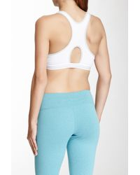 Balance Collection - Multicolor Balance Collection By Marika Keyhole Sports Bra - Lyst