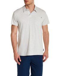 Billabong - White Standard Issue Polo for Men - Lyst
