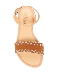 Elegant Footwear - Brown Maribela Sandal - Lyst
