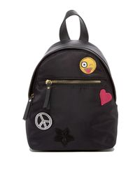 Madden Girl | Black Primp Mini Nylon Backpack | Lyst