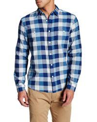 Faherty Brand | Blue Seasons Shirt for Men | Lyst