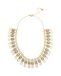 House of Harlow 1960 | Metallic Lady Of Grace Collar Necklace | Lyst