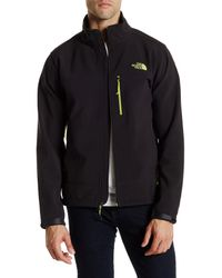 The North Face - Black Apex Bionic Jacket for Men - Lyst
