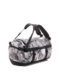 The North Face - Black Base Camp Small Duffel for Men - Lyst