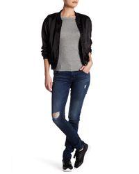 Hudson Jeans | Blue Collin Skinny Jean | Lyst