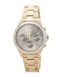 DKNY | Metallic Women's Parsons Bracelet Watch | Lyst