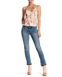 Free People - Blue Slim Fit Release Jean - Lyst