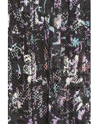 Free People - Multicolor Cherry Blossom Mini Dress - Lyst