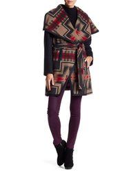 Pendleton - Multicolor Nez Wool Blend Coat - Lyst