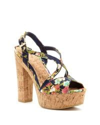 Chinese Laundry | Pink Party Time High Heel Sandal | Lyst