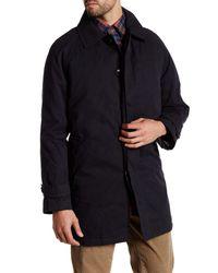 Pendleton   Blue Mac Coat for Men   Lyst
