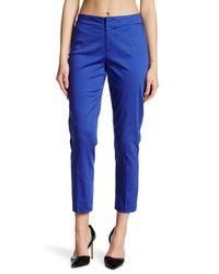NYDJ | Blue Corynna Ankle Pant (petite) | Lyst