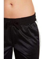 Pam & Gela - Black Warm Up Pant - Lyst