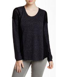 Quinn - Black Laura Cashmere Sweater - Lyst