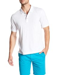 Robert Graham | White Jawbone Canyon Classic Fit Polo Shirt for Men | Lyst