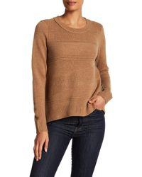 Diane von Furstenberg | Multicolor New Kingston Wool & Cashmere Blend Sweater | Lyst