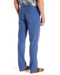 Tommy Bahama | Blue Island Chino Pant for Men | Lyst