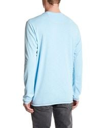 Tommy Bahama | Blue Paradise Around Long Sleeve Tee for Men | Lyst