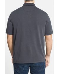 Tommy Bahama - Black Superfecta Polo for Men - Lyst